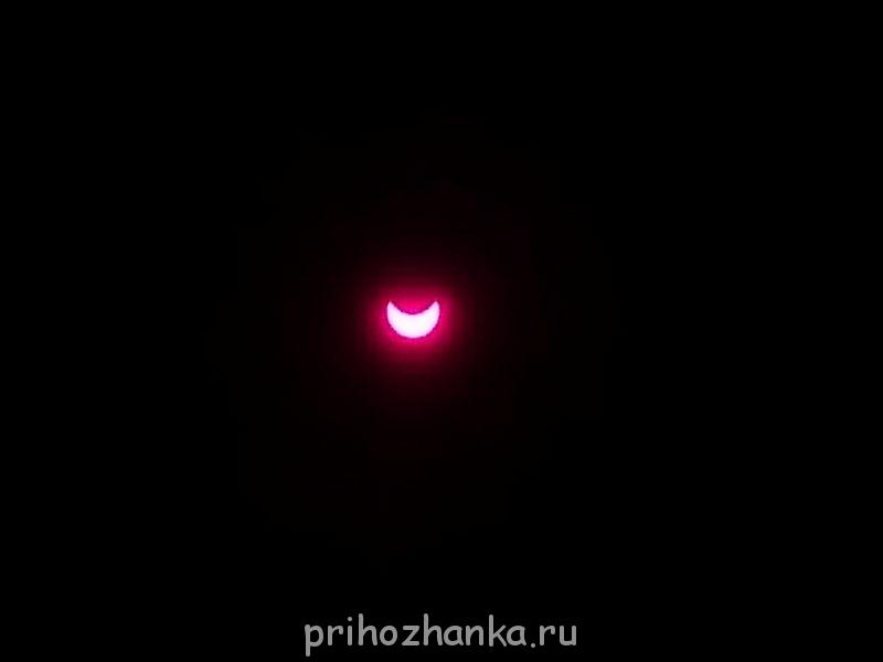 Солнечное затмение, северное сияние..наблюдаем с Земли - DSC_0366.JPG