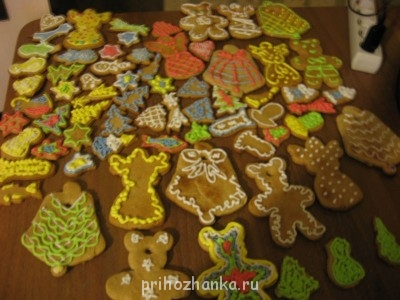 Рождественская и новогодняя выпечка - 006.JPG