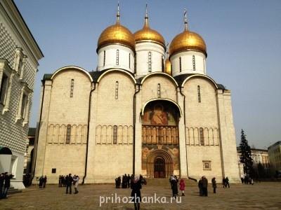 Успенский собор, Кремль - IMG_2892.JPG