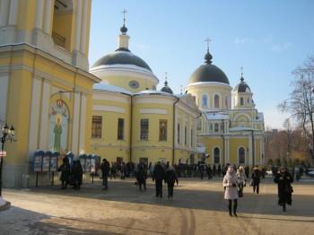 Покровский женский монастырь в Москве - IMG_0708.JPG