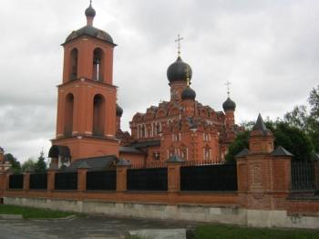 Покровский женский монастырь в Москве - IMG_0966.JPG