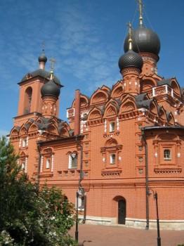 Покровский женский монастырь в Москве - IMG_0932.JPG