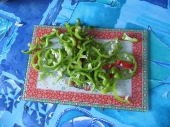 День второй. Овощи на столе-здоровья на сто лет. - P1020012.JPG