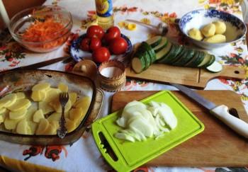 День второй. Овощи на столе-здоровья на сто лет. - IMG_1654.JPG