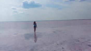 Бурлинское озеро розовое озеро Алтайский край. - 2.jpg