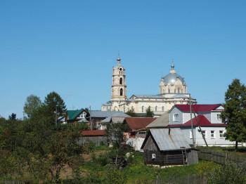 Церковь Живоначальной Троицы в Гусь-Железном - P9023612.JPG