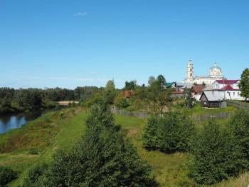 Церковь Живоначальной Троицы в Гусь-Железном - P9023615.JPG
