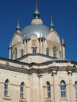 Церковь Живоначальной Троицы в Гусь-Железном - P9023617.JPG