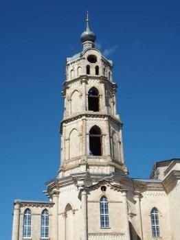 Церковь Живоначальной Троицы в Гусь-Железном - P9023618.JPG