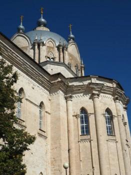 Церковь Живоначальной Троицы в Гусь-Железном - P9023621.JPG