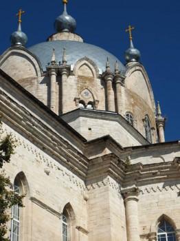 Церковь Живоначальной Троицы в Гусь-Железном - P9023622.JPG