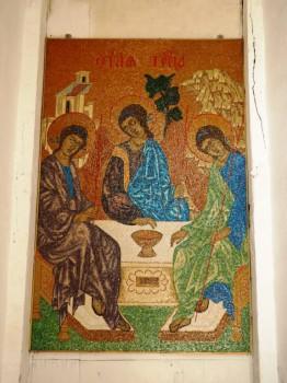Церковь Живоначальной Троицы в Гусь-Железном - P9023628.JPG
