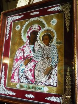 Церковь Живоначальной Троицы в Гусь-Железном - P9023633.JPG