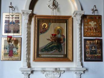 Церковь Живоначальной Троицы в Гусь-Железном - P9023641.JPG
