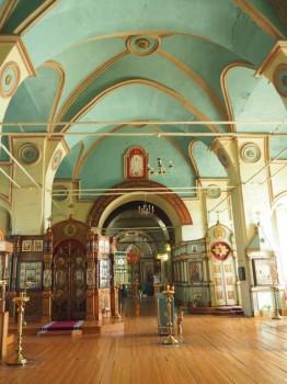 Церковь Живоначальной Троицы в Гусь-Железном - P9023643.JPG