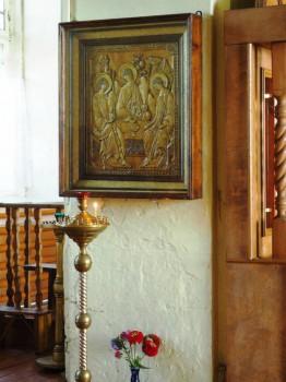 Церковь Живоначальной Троицы в Гусь-Железном - P9023647.JPG