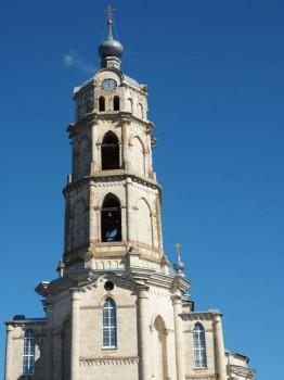 Церковь Живоначальной Троицы в Гусь-Железном - P9023652.JPG