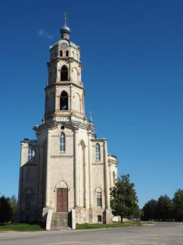 Церковь Живоначальной Троицы в Гусь-Железном - P9023651.JPG