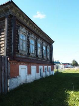 Церковь Живоначальной Троицы в Гусь-Железном - P9023664.JPG