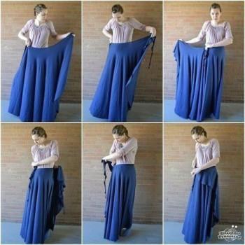 Юбки: пошив, выкройки, модели - ю1.jpg