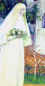М.В. Нестеров Невеста Христова Этюд 1910-1912 - ел.jpg