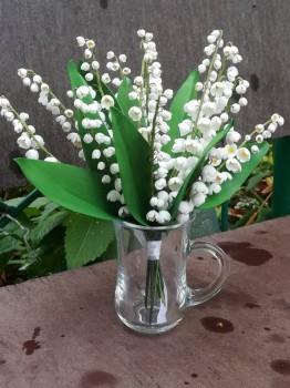 Рукотворные цветы в интерьере. - IMG_20181003_102845.jpg