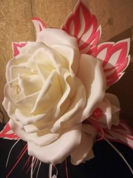 Рукотворные цветы в интерьере. - IMG_20181125_182722.jpg