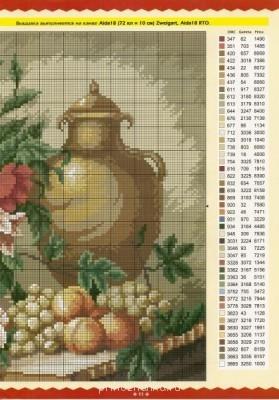 Цветы. Схемы вышивки - 11.jpg