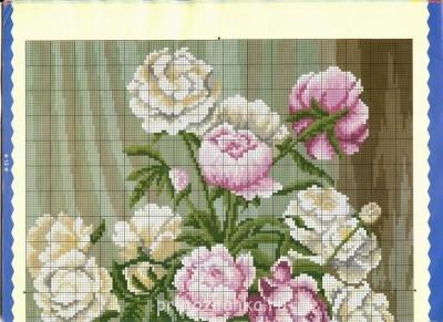 Цветы. Схемы вышивки - 12.jpg