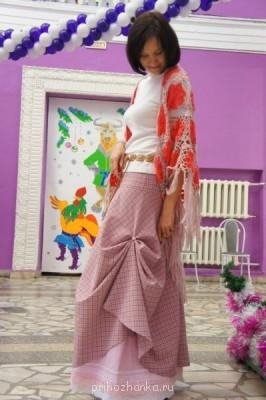 Юбки: пошив, выкройки, модели - kbmtU1vWsEY.jpg