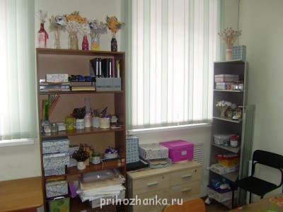 Рукоделие в Воскресной школе - P7060033.JPG